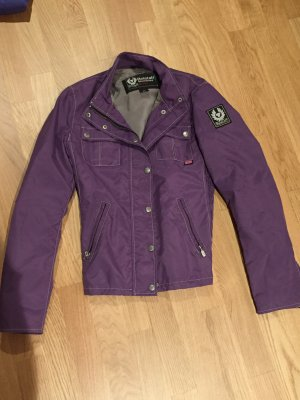 Belstaff Between-Seasons Jacket dark violet-lilac