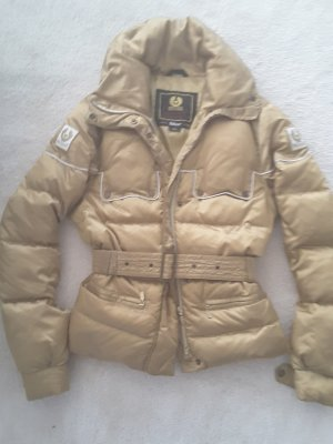 Belstaff Oversized Jacket gold-colored