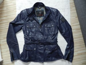 Belstaff Chaqueta para exteriores azul oscuro tejido mezclado