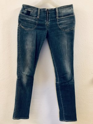 Belstaff Low Rise Jeans blue