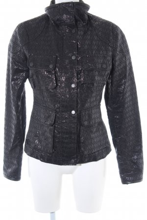Belstaff Short Jacket black casual look