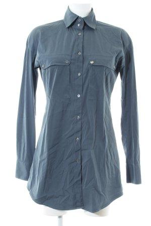 Belstaff Shirt met lange mouwen blauw zakelijke stijl