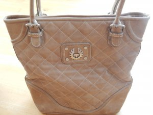 Belstaff Bag beige leather
