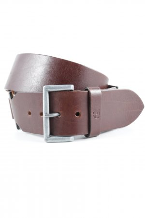 Belstaff Leather Belt brown classic style