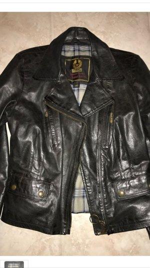 Belstaff Lederjacke fast neu und selten getragen