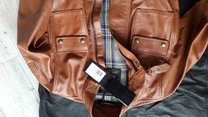Belstaff Jacket cognac-coloured