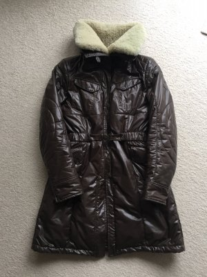 Belstaff Winter Jacket dark brown
