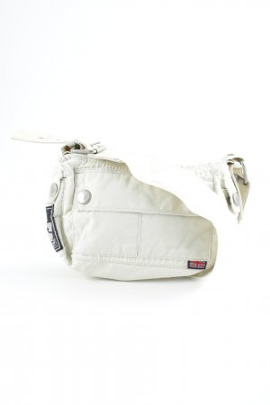 Belstaff Mini Bag cream casual look