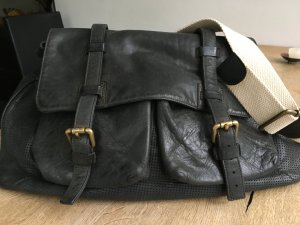 Belstaff New Scott Bag, antik black