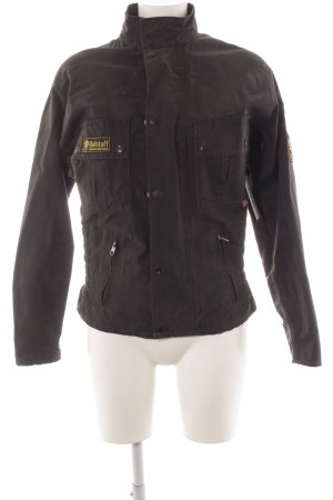 Belstaff Outdoor Jacket dark grey athletic style