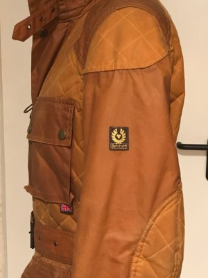 BELSTAFF ROADMASTER JACKE GR: 36 ( itl.42( GOLD LABEL