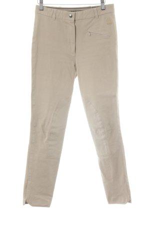 Belstaff Pantalone a sigaretta color cammello stile casual