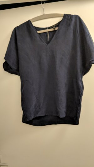 Belstaff T-Shirt dark blue silk