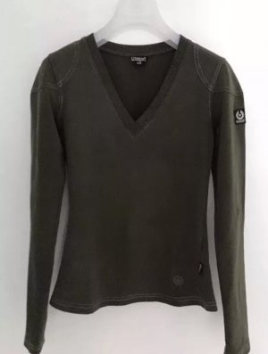 BELSTAFF Shirt Longssleeve Khaki 34 / ital. 40