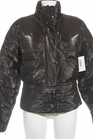 Belstaff Quilted Jacket brown classic style
