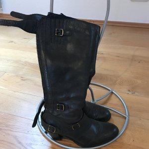 Belstaff Schoenen zwart Leer