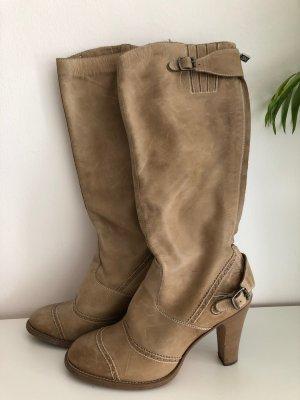 Belstaff Heel Boots camel