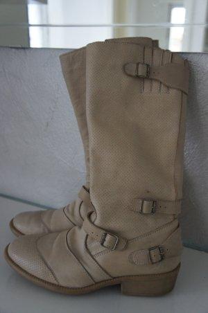 BELSTAFF Stiefel Größe 37 sehr guter Zustand weiches Leder