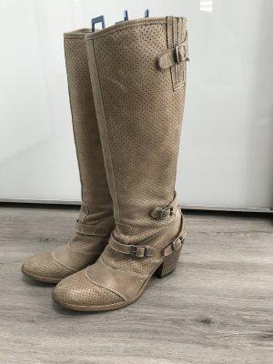 Belstaff Hoge laarzen camel