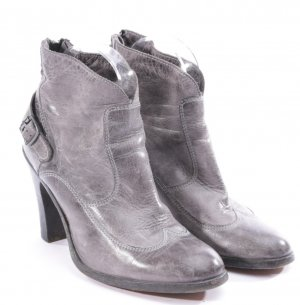 Belstaff Bottines gris clair-gris