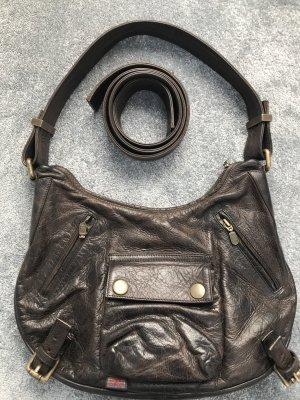 Belstaff tasche Leder Vintage
