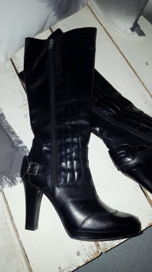 Belstaff - Traumstiefel - Gr. 39 - schwarz - Leder