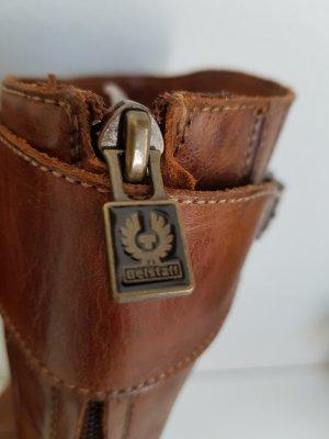 Belstaff Hoge laarzen cognac Leer
