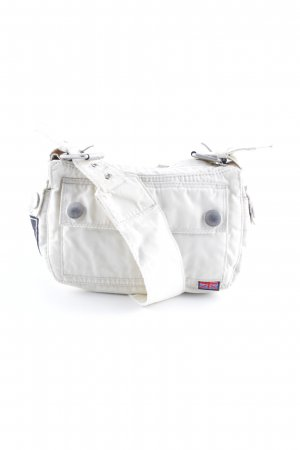Belstaff Crossbody bag natural white casual look