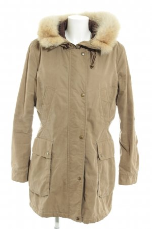 Belstaff Giacca invernale color cammello stile casual