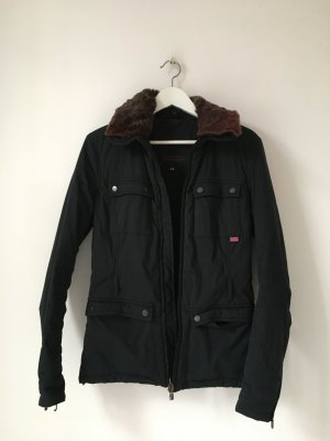 Belstaff Winter Jacket dark blue-black
