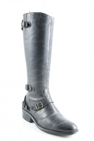 Belstaff Winter Boots black casual look