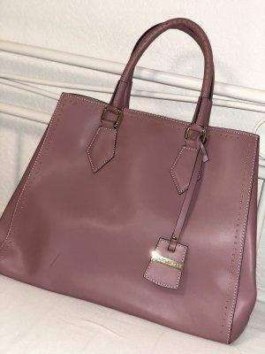 Handbag mauve