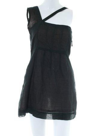 Ben Sherman Mini Dress black elegant