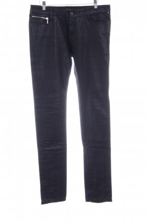 Ben Sherman Jeans slim fit nero Stile ciclista