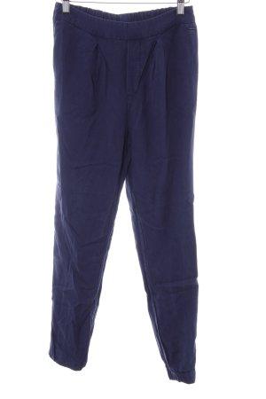 Bench Pantalón abombado azul oscuro estilo sencillo