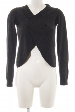 Bench Cardigan anthrazit Casual-Look