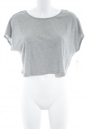 Bench Cropped Shirt grau Casual-Look