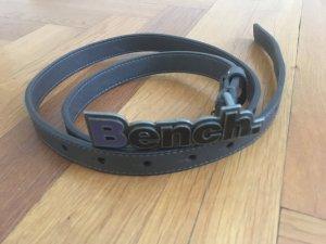 Bench Faux Leather Belt black-blue violet
