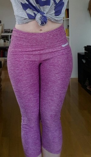 Bench Damen Leggings Tights RAJAK B rosa/pink Gr. S