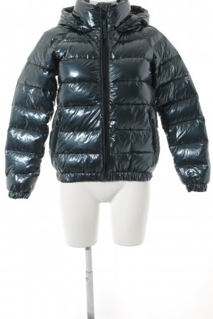 Bench Down Jacket cadet blue casual look