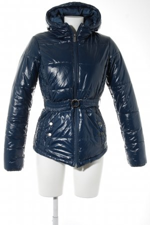 Bench Daunenjacke petrol Casual-Look