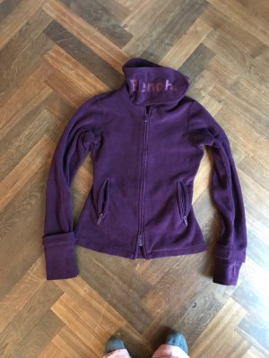 Bench Fleece Jackets brown violet