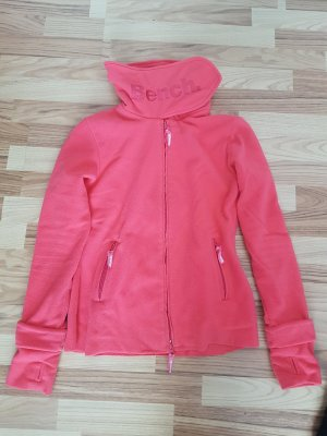 Bench Fleece Jackets bright red