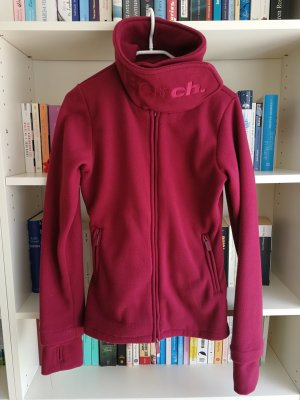 Bench Fleece jack bordeaux Polyester