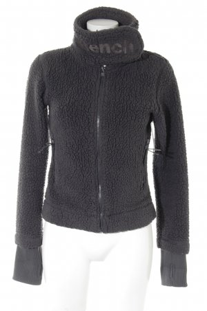 Bench Fleecejacke anthrazit Casual-Look