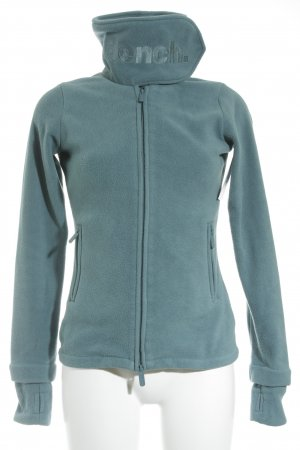 Bench Fleecejacke blassblau Casual-Look