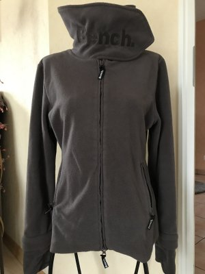 Bench Fleecejacke Gr LL (XL) Khaki
