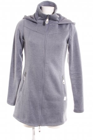 Bench Fleece Jackets slate-gray casual look