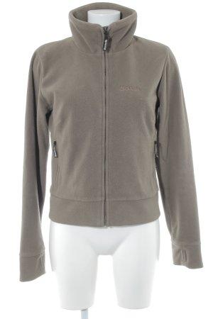 Bench Fleece Jackets grey brown fluffy