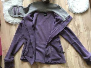 Bench fleecejacke jacke fleece lila größe s 36